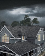 Protecting your home from storms and hurricane force winds is just plain smart.